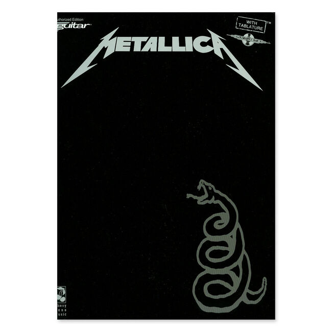 Metallica (The Black Album) - Guitar Tablature Book, , hi-res