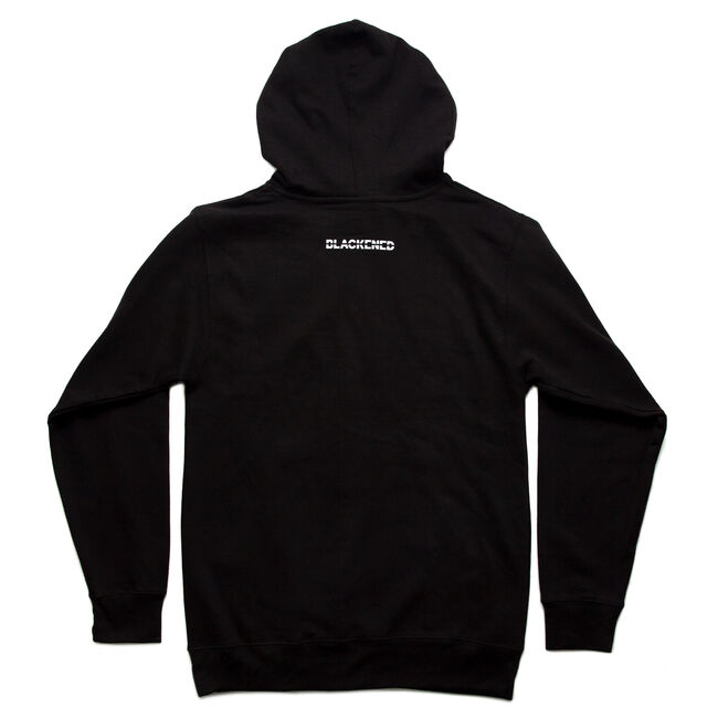 Blacken The World Pullover Hoodie, , hi-res