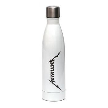 Glitch Logo Water Bottle, , hi-res