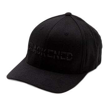 Blackened Whiskey Tonal Flex Fit Hat, , hi-res