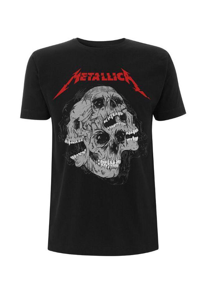 Skull Sketch T-Shirt, , hi-res