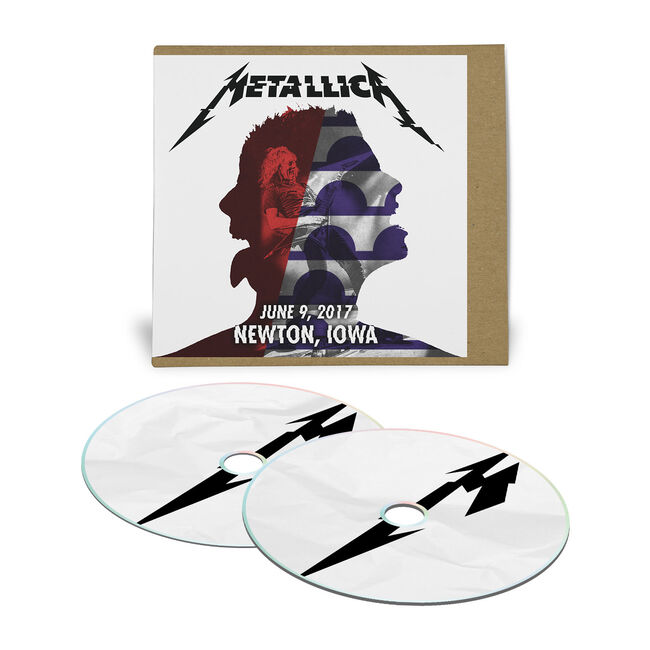Live Metallica: Newton, IA – June 9, 2017 (2CD), , hi-res