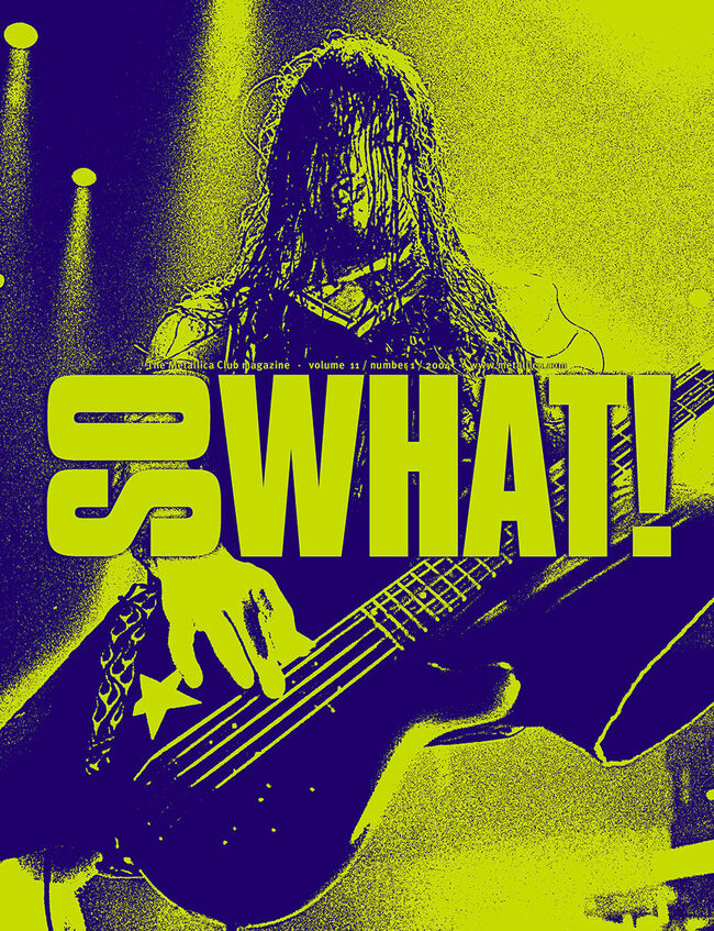 So What! Volume 11, Issue 1, , hi-res