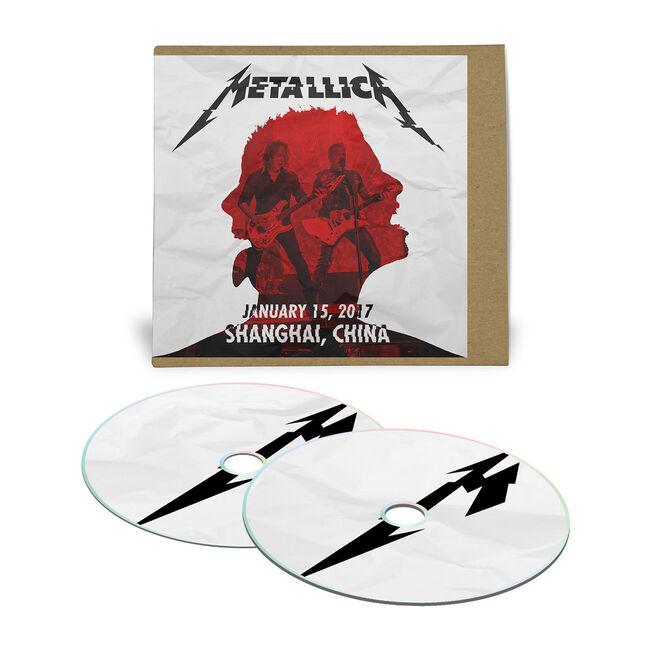 Live Metallica: Shanghai, China - January 15, 2017 (2CD), , hi-res
