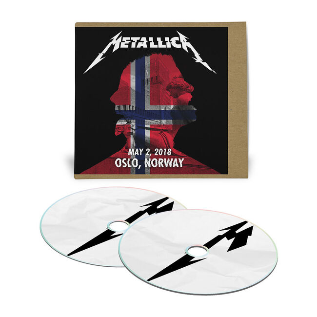 Live Metallica: Oslo, Norway - May 2, 2018 (2CD), , hi-res