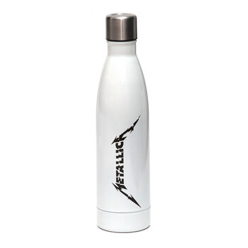 Glitch Logo Water Bottle, , hi-res