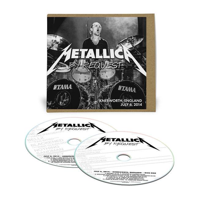 Live Metallica: Knebworth, England - July 6, 2014 (2CD), , hi-res