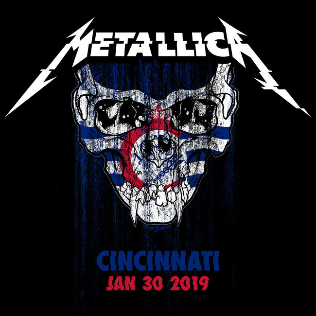 Live Metallica: Cincinnati, OH - January 30, 2019 (2CD), , hi-res