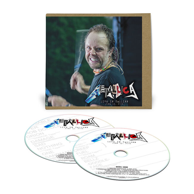 Live Metallica: Tallinn, Estonia - June 13, 2006 (2CD), , hi-res