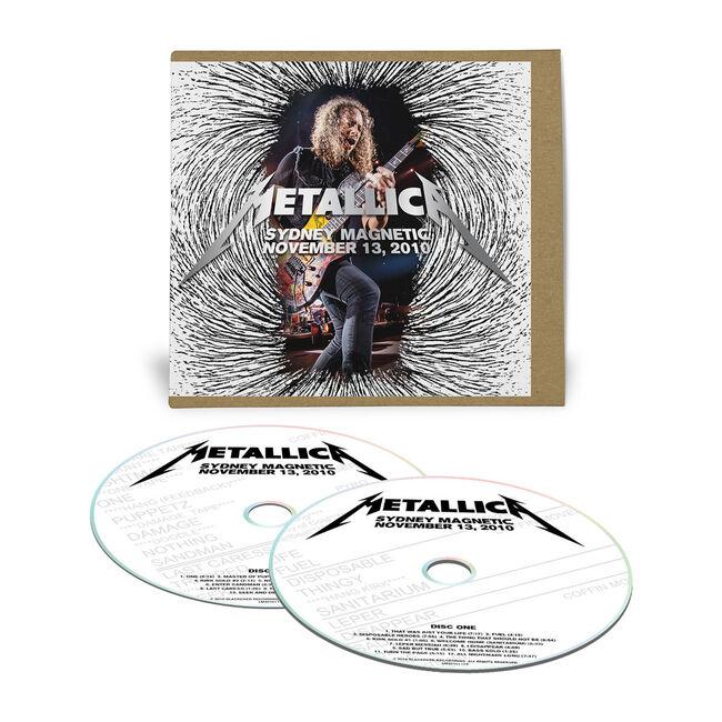 Live Metallica: Sydney, Australia - November 13, 2010 (2CD), , hi-res