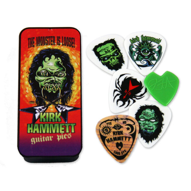 Monster Is Loose Pick Tin, , hi-res