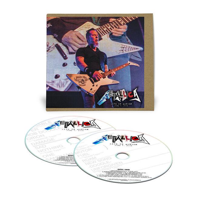 Live Metallica: Arnhem, Netherlands - June 8, 2006 (2CD), , hi-res