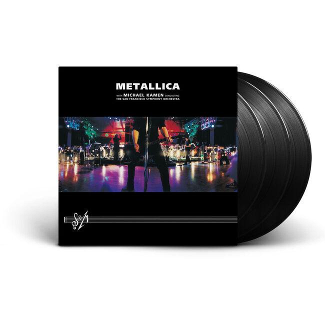 S&M - Vinyl (3LP), , hi-res