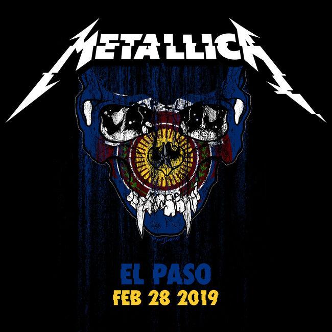 Live Metallica: El Paso, TX - February 28, 2019, , hi-res