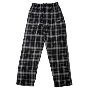 Logo Plaid Pajama Pants, , hi-res