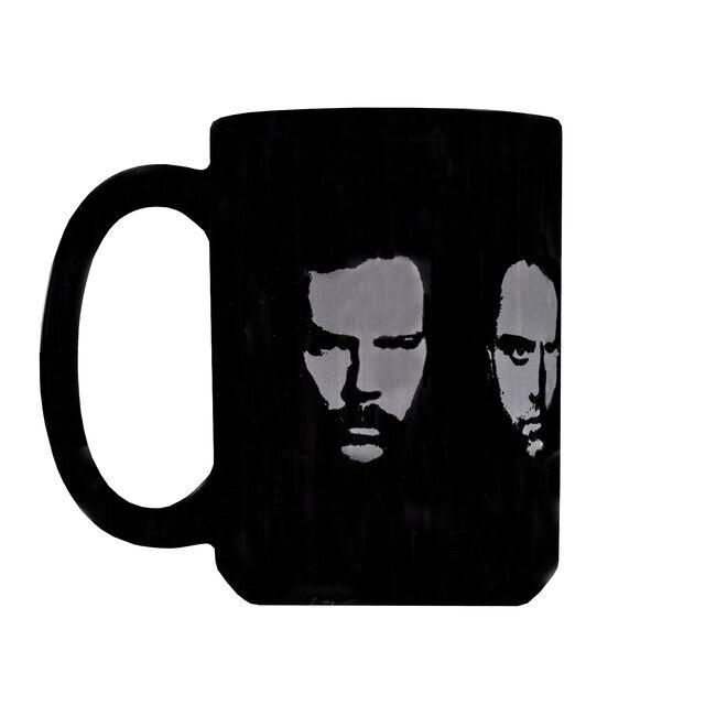 Four Faces Coffee Mug, , hi-res