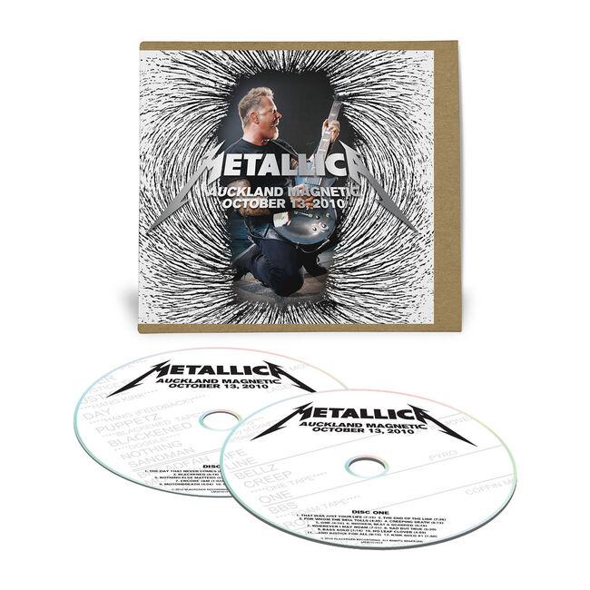 Live Metallica: Auckland, New Zealand - October 13, 2010 (2CD), , hi-res