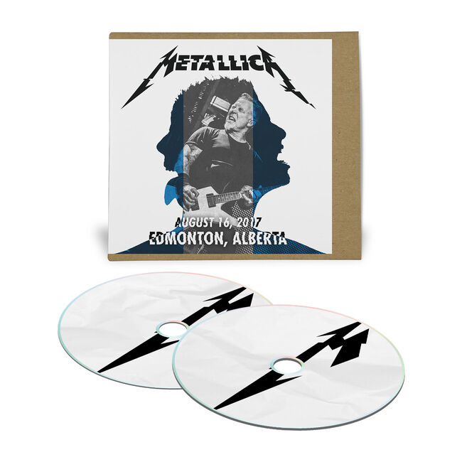 Live Metallica: Edmonton, Canada – August 16, 2017 (2CD), , hi-res