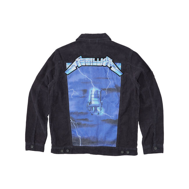 Billabong x Metallica Ride The Lightning Jacket, , hi-res
