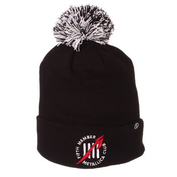 Fifth Member™ Pom Beanie, , hi-res