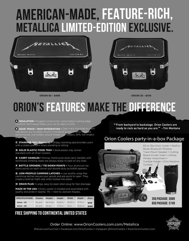 Orion Cooler 65 Qt., , hi-res