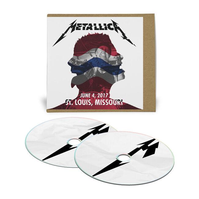Live Metallica: St. Louis, MO – June 4, 2017 (2CD), , hi-res