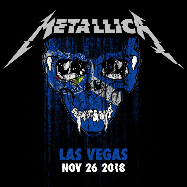 Live Metallica: Las Vegas, NV - November 26, 2018 (2CD), , hi-res