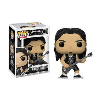 Funko POP! Rocks: Robert Trujillo Action Figure, , hi-res