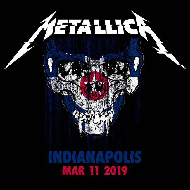 Live Metallica: Indianapolis, IN - March 11, 2019, , hi-res
