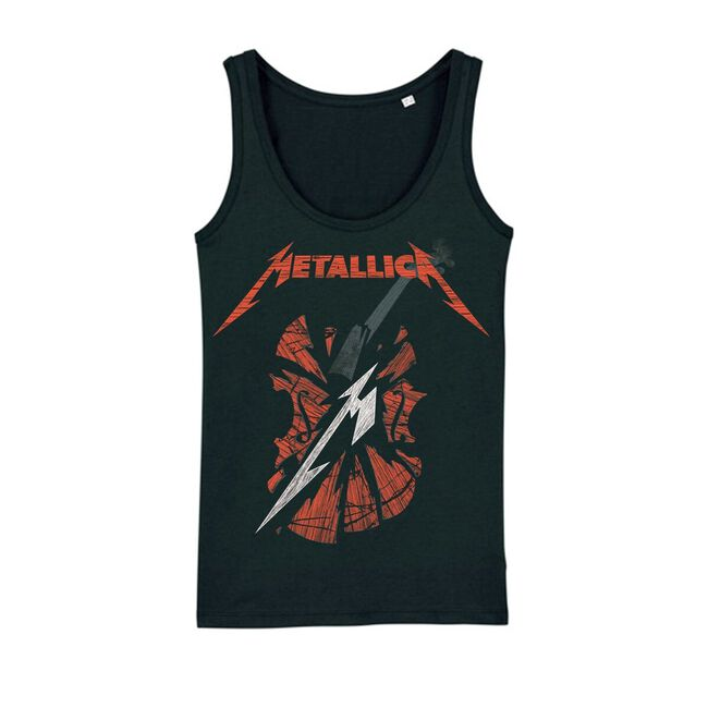 S&M2 Scratched Cello Women's Tank, , hi-res