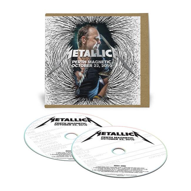 Live Metallica: Perth, Australia - October 22, 2010 (2CD), , hi-res