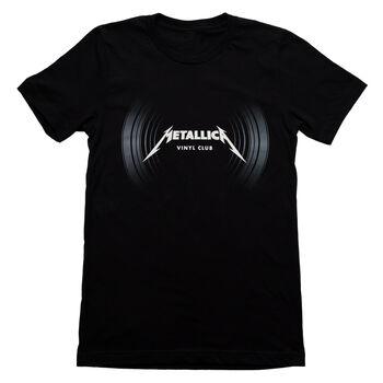 Metallica Vinyl Club 2020 T-Shirt, , hi-res