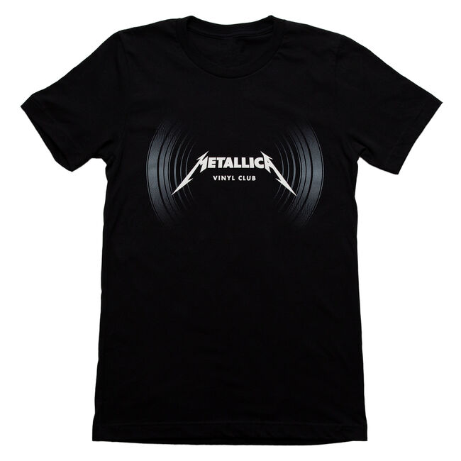 Metallica Vinyl Club 2020 T-Shirt - Large, , hi-res
