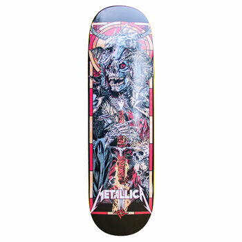 The Four Horsemen WAR Skate Deck, , hi-res
