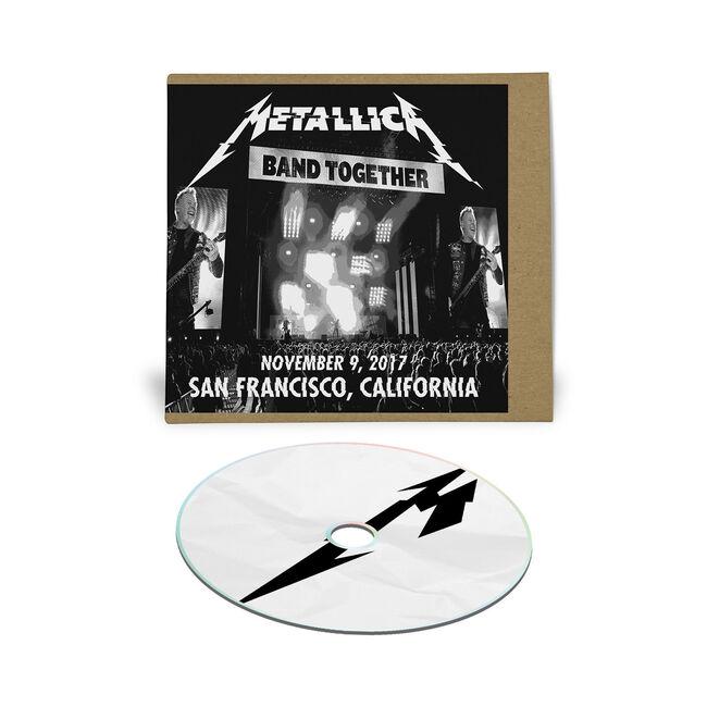 Live Metallica: San Francisco, CA - November 9, 2017 (2CD), , hi-res