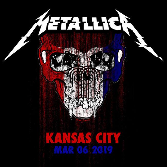 Live Metallica: Kansas City, MO - March 06, 2019 (2CD), , hi-res