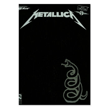 Metallica (The Black Album) - Guitar Tablature Book, , hi-res