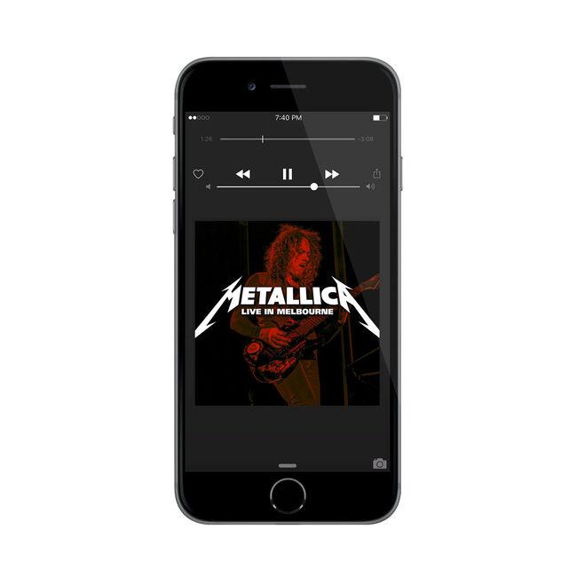 Live Metallica: Melbourne, Australia - March 1, 2013 (Digital Download), , hi-res