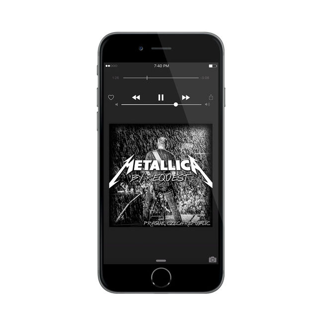 Live Metallica: Prague, Czech Republic - July 8, 2014 (Digital Download), , hi-res