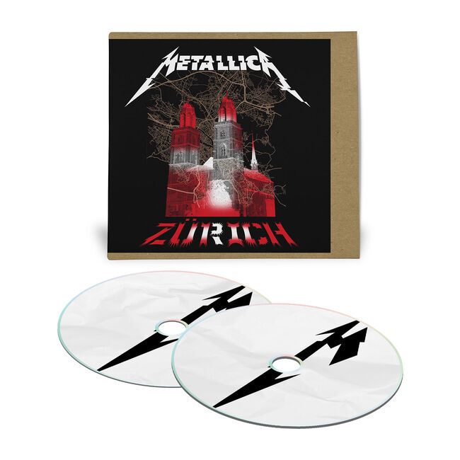 Live Metallica: Zürich, Switzerland - May 10, 2019 (2CD), , hi-res
