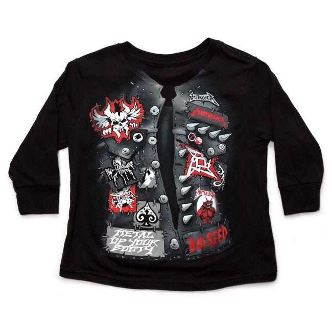 Battle Vest Toddler T-Shirt, , hi-res