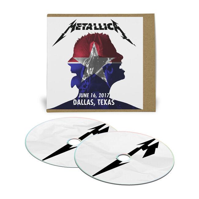 Live Metallica: Dallas, TX – June 16, 2017 (2CD), , hi-res