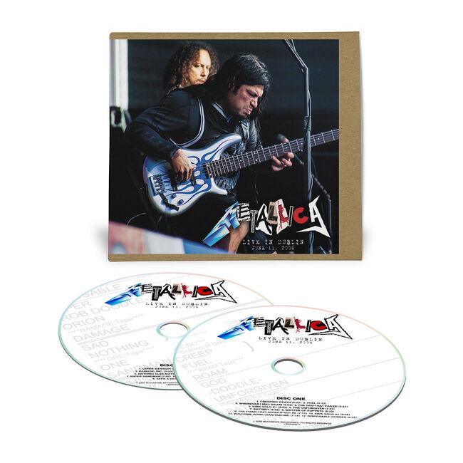 Live Metallica: Dublin, Ireland - June 11, 2006 (2CD), , hi-res