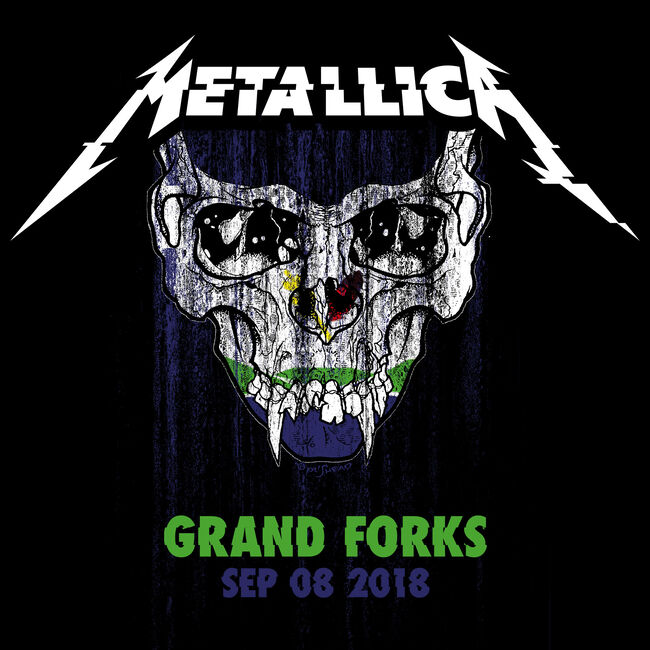 Live Metallica: Grand Forks, ND - September 08, 2018 (2CD), , hi-res