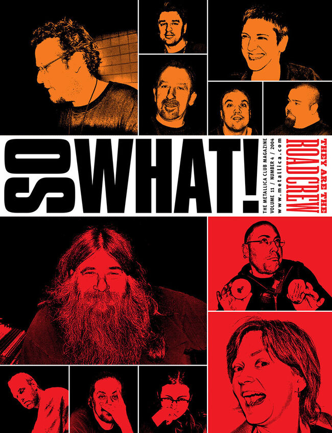 So What! Volume 11, Issue 4, , hi-res