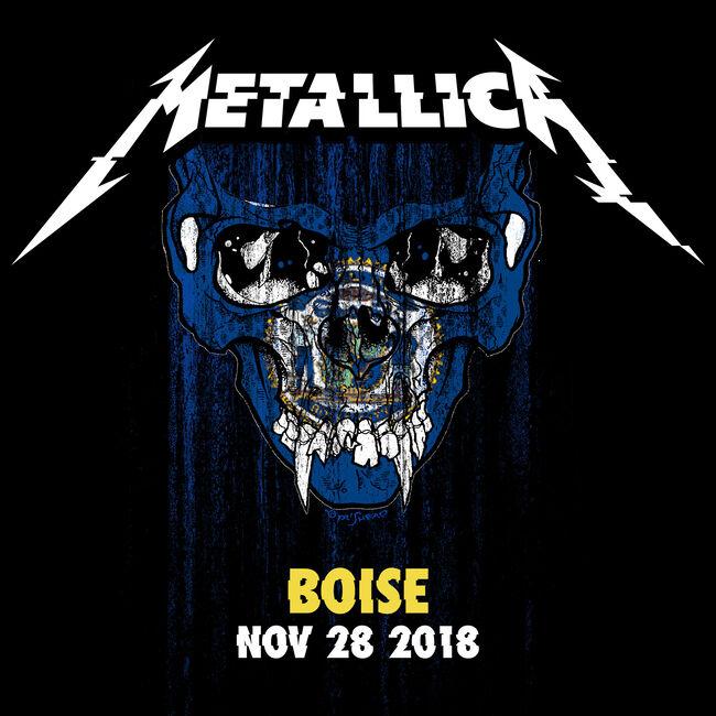 Live Metallica: Boise, ID - November 28, 2018 (2CD), , hi-res