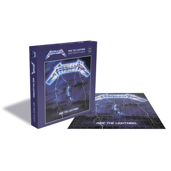 Ride The Lightning 500pcs Jigsaw Puzzle, , hi-res