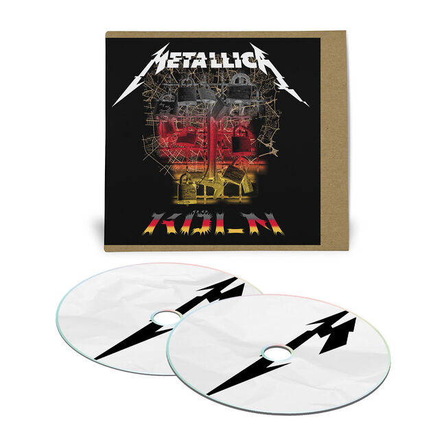 Live Metallica: Cologne, Germany - June 13, 2019 (2CD), , hi-res