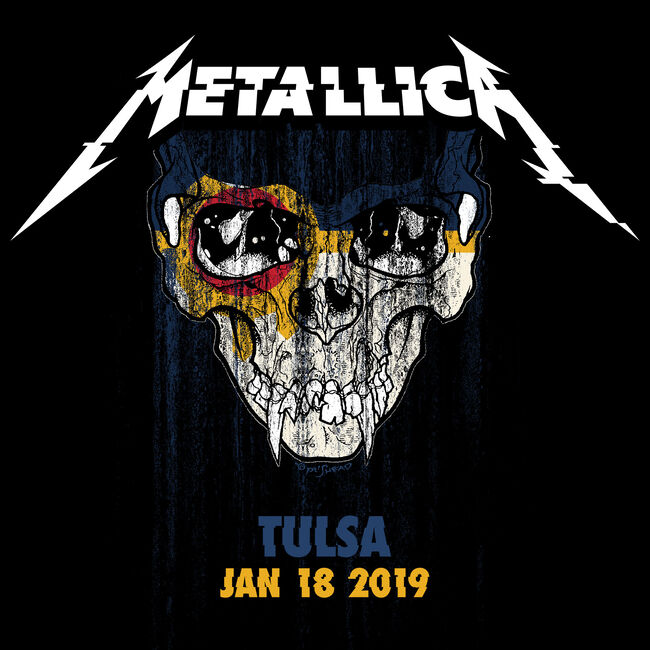 Live Metallica: Tulsa, OK - January 18, 2019 (2CD), , hi-res