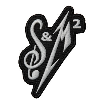 S&M2 Iron-On Patch, , hi-res